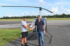 Robinson Helicopter Introductory Flight Lessons - 40-45 Minute R22 Lesson