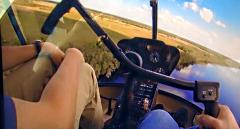 Robinson Helicopter Introductory Flight Lessons - 20-25 Minute R22 Lesson