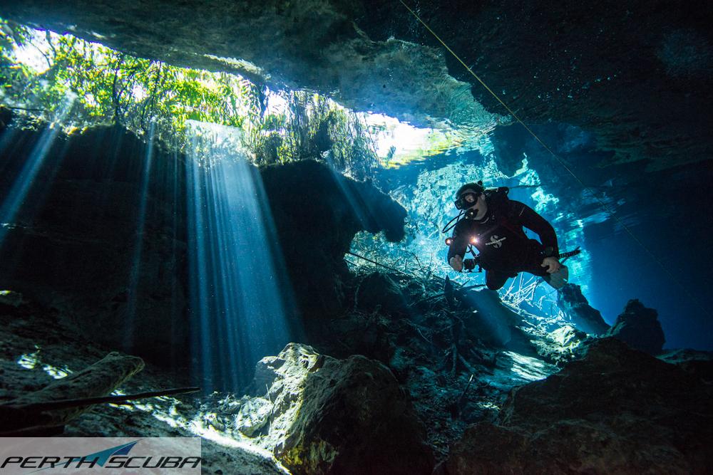 cdaa deep cavern course perth scuba perth diving rh perthscuba com Blue Hole Scuba Diving Fundamentals of Scuba Diving