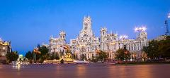 "Madrid City Experiences: Private Vehicle ""Madrid Insider"" 4-hour"