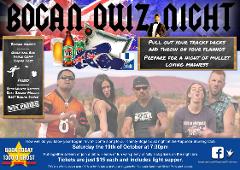 Bogan Quiz Night