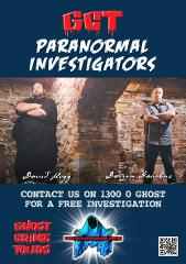 Meet The Paranormal Investigators