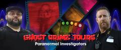 Meet GCT Paranormal Investigators