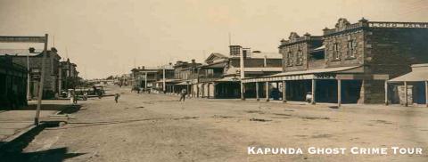 Kapunda Ghost Crime Tour