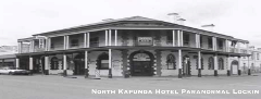 North Kapunda Hotel Paranormal Lockin