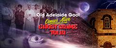 Old Adelaide Gaol 'Comes Alive' Tour