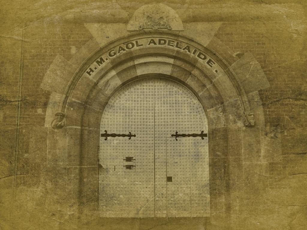 Old Adelaide Gaol Paranormal Lockin