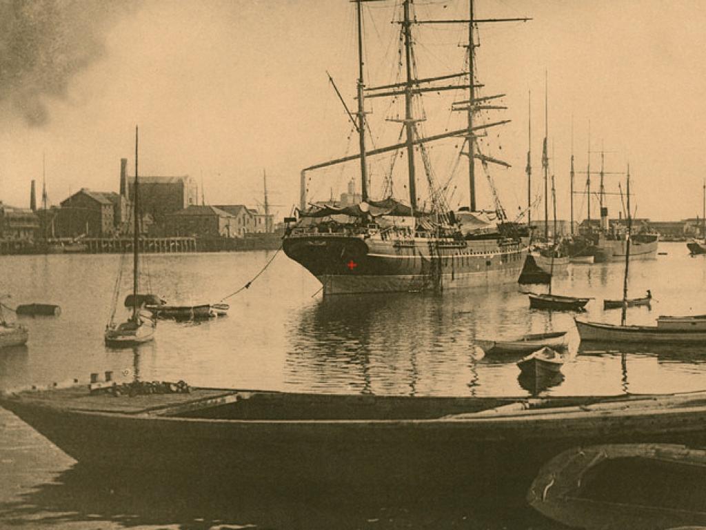 Port River Ghost Crime Boat Tour