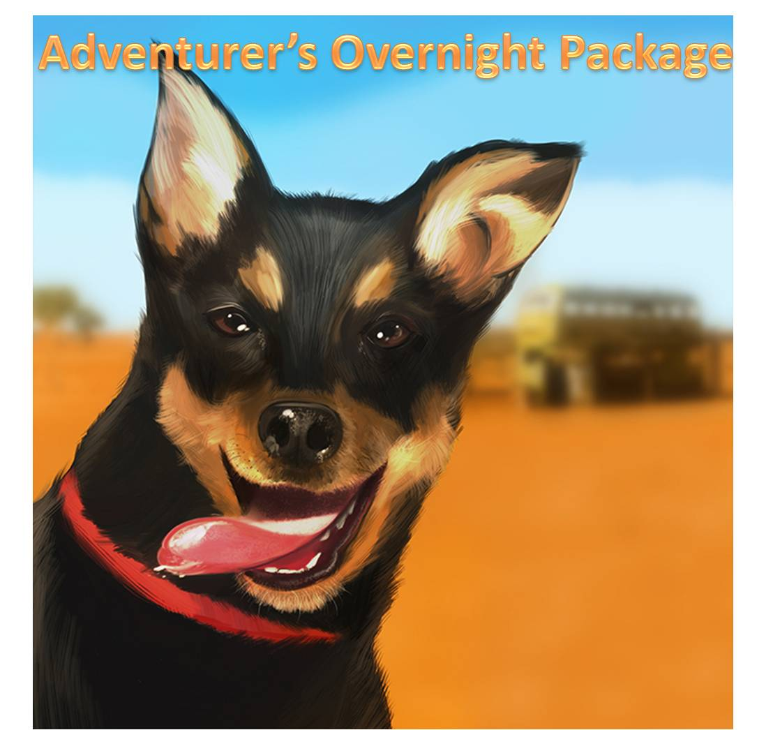 SPECIAL Adventurer's Overnight Package