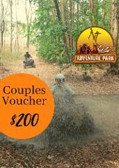 COUPLES Quad Tour Voucher 3 (For 2 people)