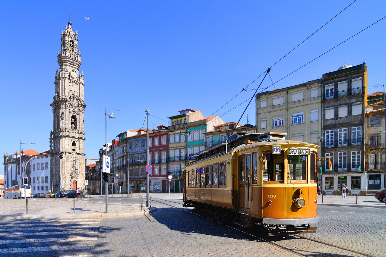 PORTO CITY TOUR WITH FADO DINNER