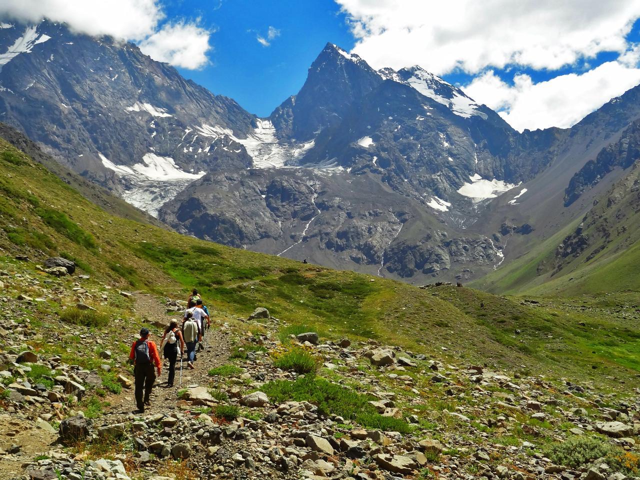 """Glacier Hike 16K - """"El Morado"""" National Park from Santiago"""