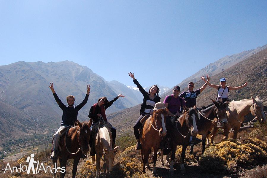 ANDES ON HORSEBACK - Santiago