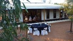 Quandong Homestead BBQ Buffet Dinner