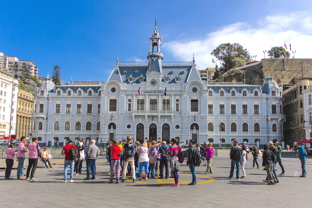 Private Valparaíso Offbeat Walking Tour// Tour Privado Caminando Valparaíso Cultura