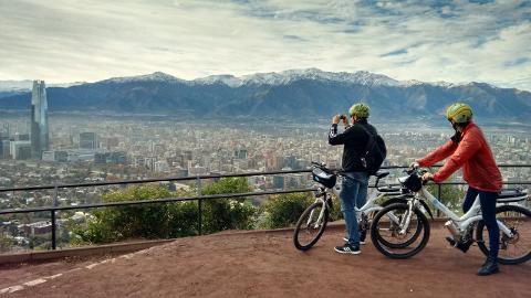 Private Parks E-Bike Tour // Tour Privado Parques E-Bike