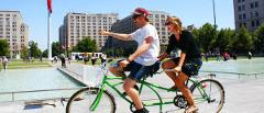 Tandem (Double bike)