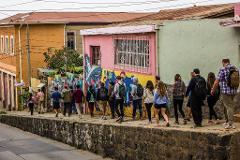 2-Day Budget Valparaíso & Santiago Package