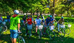 Santiago Highlights City Bike Tour // Tour de los Imperdibles de Santiago en Bici