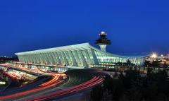 Dulles Airport (IAD) Pick up(Sedan...3 people or less)