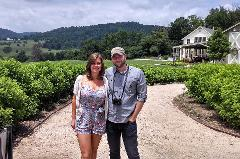 5 Hour Vineyard or Brewery Tour (3 people or less)