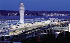 Reagan Airport (DCA) Pick up (Sedan / up to 3 people)