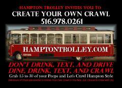 Boardy Barn / Hampton Bays Tour