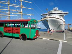 Bajan Open Bus - Sail and Trail Tour