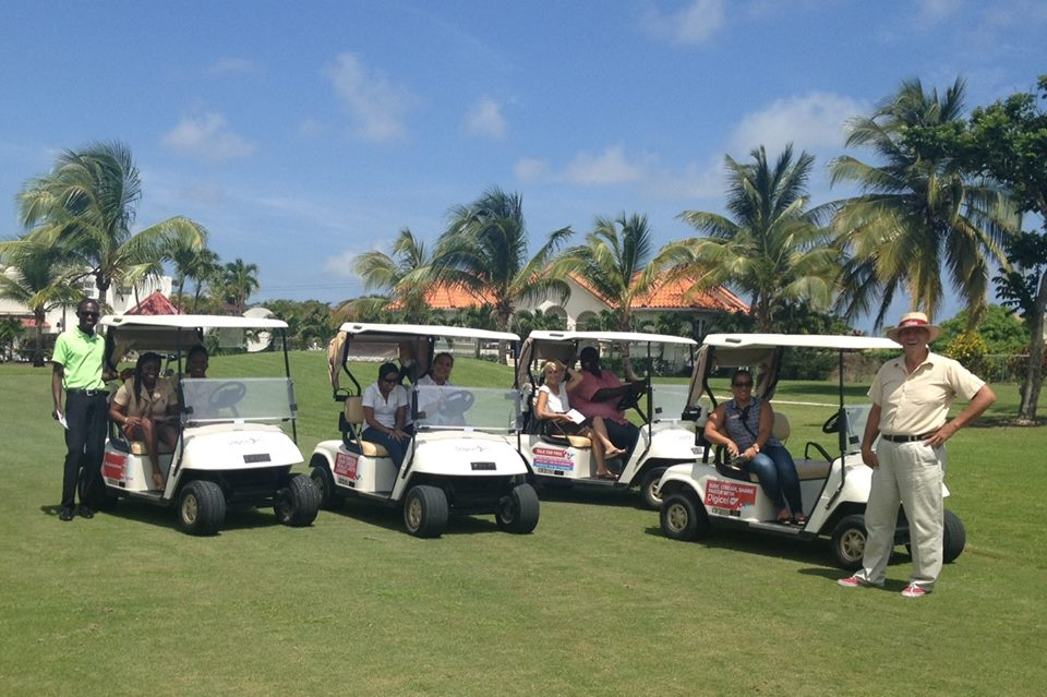 Barbados Golf Club - 18 Holes with Cart