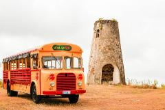 Bajan Open Bus - Unesco Bajan Heritage Tour