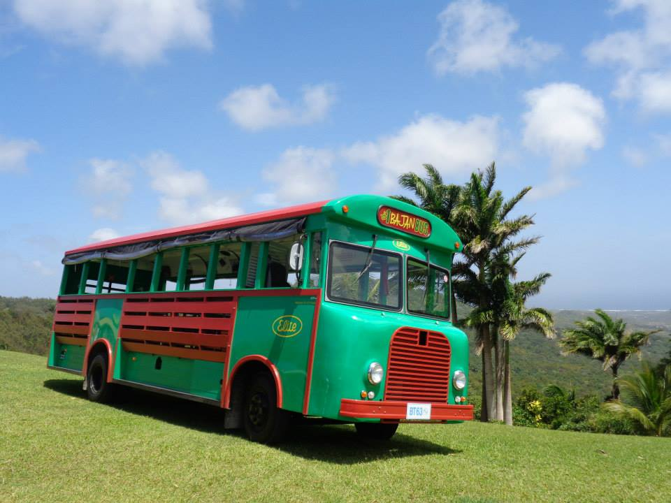 Bajan Open Bus - Attractions of Barbados Lunch Tour