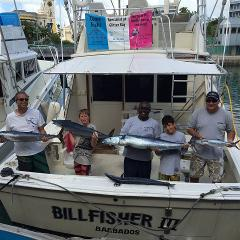 Billfisher III - Party Fishing Packages