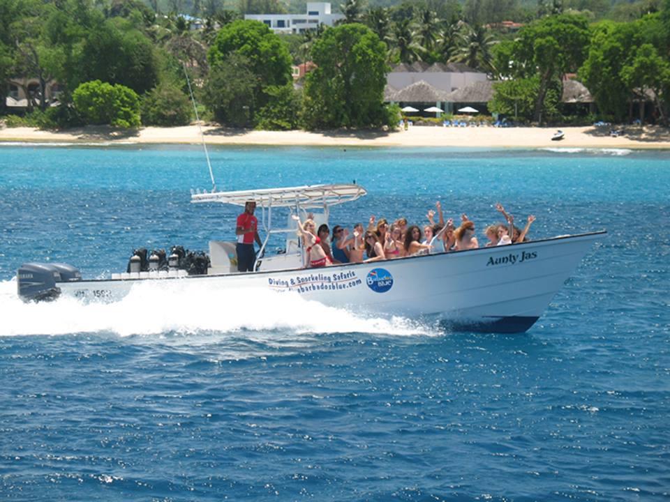 Barbados Blue - Discover Scuba Diving / Resort Class Pkg
