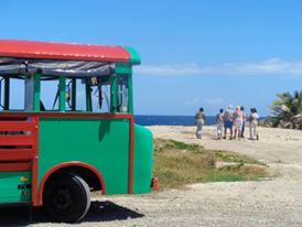 Bajan Open Bus - Beautiful Beaches Tour