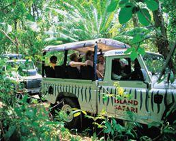 Island Safari - Adventure Safari