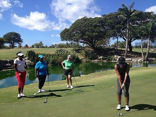 Barbados Golf Club - 9 Holes with Cart