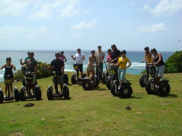 Segway Tours - Winter
