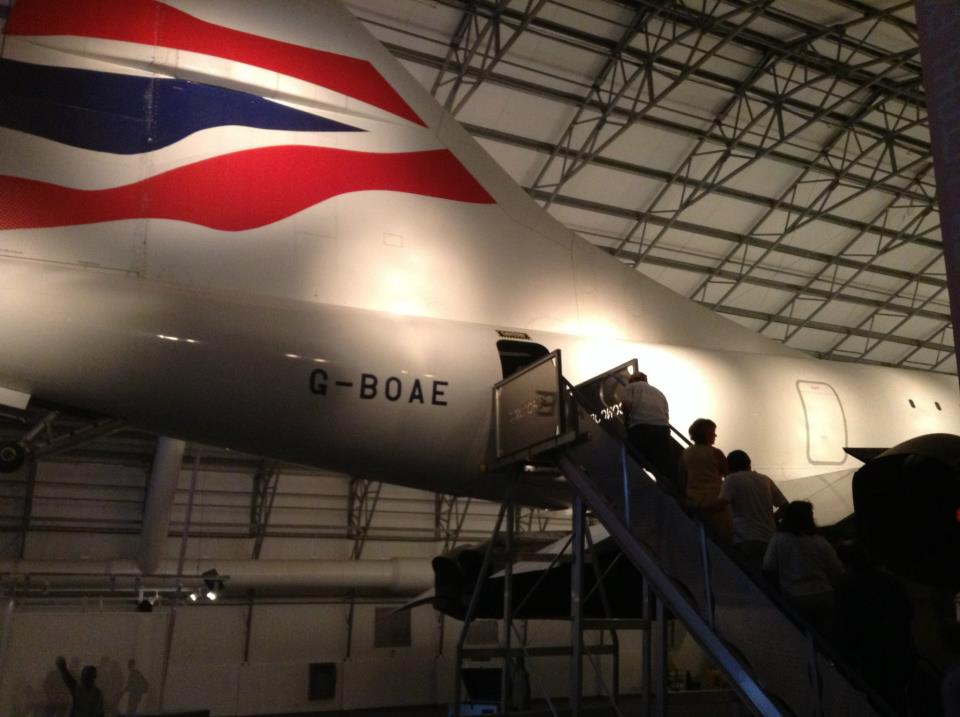 Classic Concorde Experience