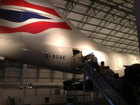 Classic Concorde Experience