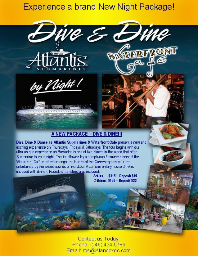 Atlantis Dine and Dive