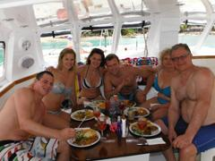 El Tigre - 5 hours Lunch Cruise