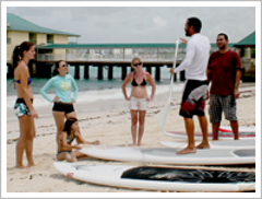 Paddle Barbados - Lesson & Tour