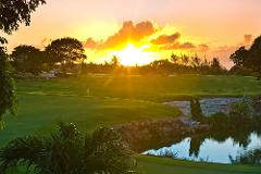 Barbados Golf Club - Twilight after 3:00PM