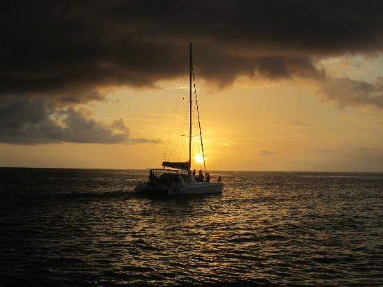 Cool Runnings Sunset Cruise