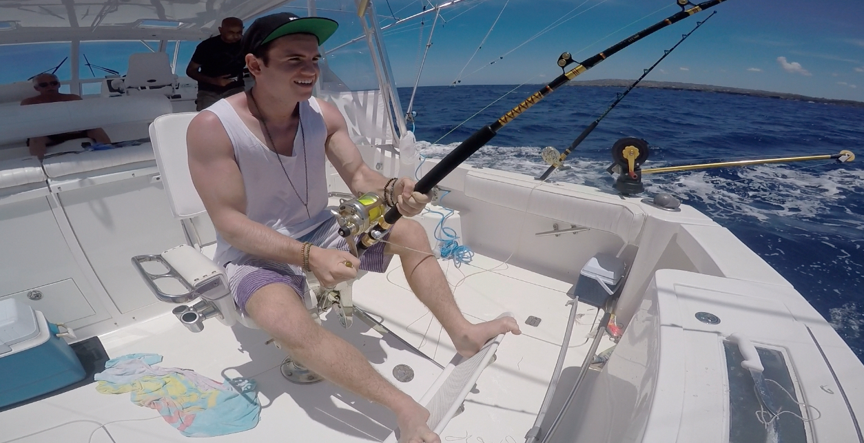 Speartime Luxury Charters - 5 hrs