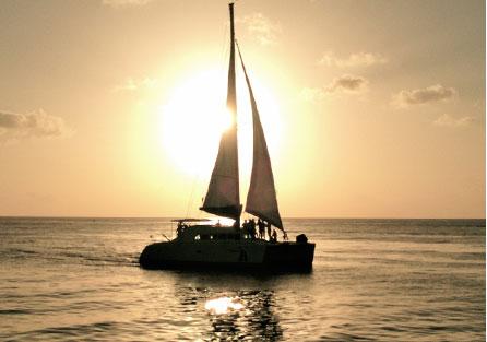Elegance Catamaran - Sunset Dinner Cruise