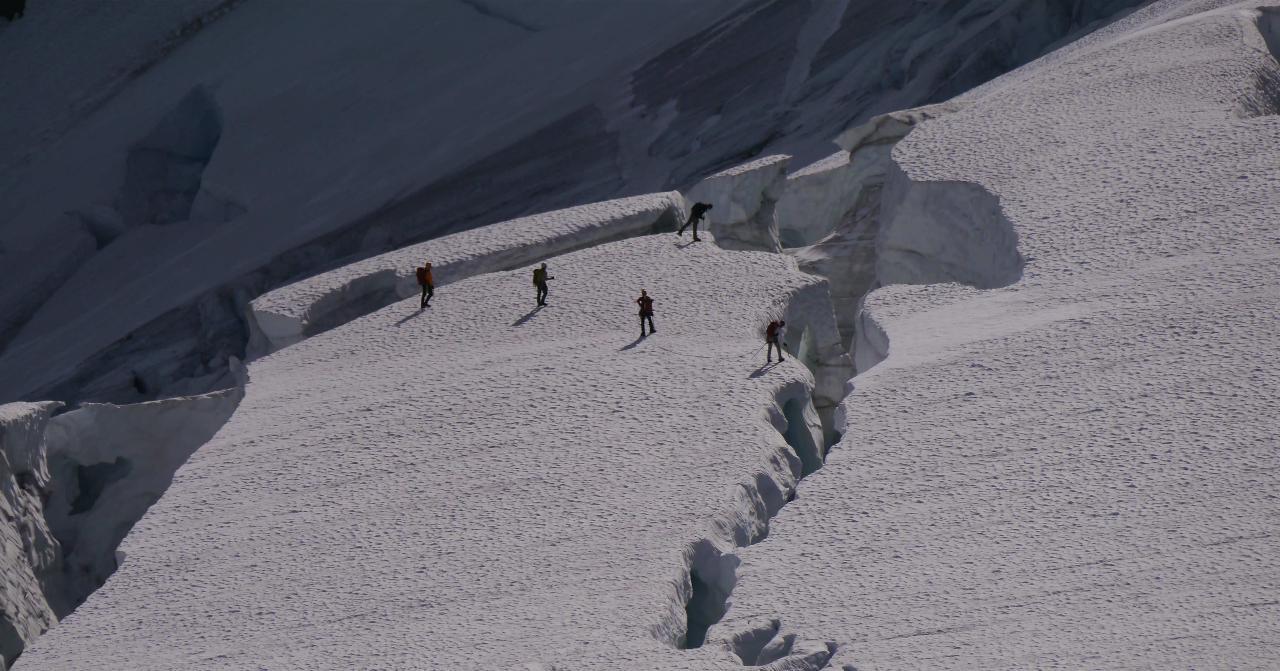 Online/Offline - Crevasse Rescue + Glacier Travel (4 hour)