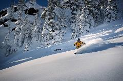Corvus Snowboarding  -  Women's Split Weekend