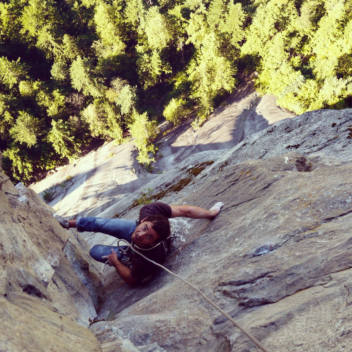 Multi-Pitch Climbing course - Squamish