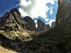 Run the Dolomites - Alta Via 2